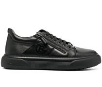 Sneakers mit Reißverschlüssen