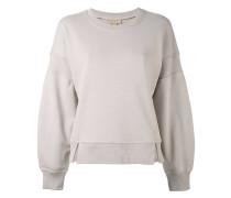 Weites Sweatshirt - women - Baumwolle - L
