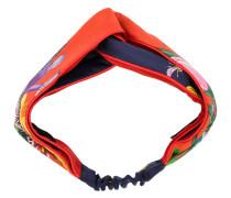 'Flora Snake' Stirnband aus Seide