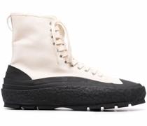 Vulcanised High-Top-Sneakers