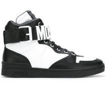 High-Top-Sneakers mit Logo - men