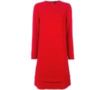 Kleid mit Rundhalsausschnitt