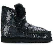 Eskimo-Stiefel mit Pailletten