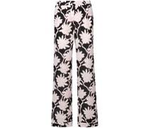 Popflowers palazzo pants