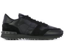 Garavani 'Rockrunner' Sneakers mit Camouflage-Print