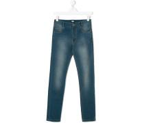 Jeans mit Stone.Wash-Effekt