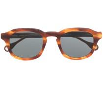 'Minimal' Sonnenbrille in Schildpattoptik