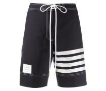 Shorts mit Streifen