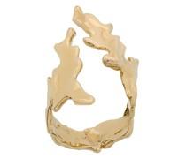 'Sea Leaf' Ring