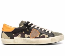 PRSX Sneakers mit Camouflage-Print