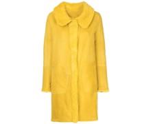 Mantel mit Fleece-Futter