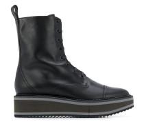 platform lace up boots