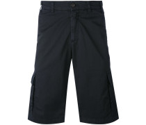 straight cut chino shorts - men