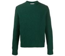 Grob gerippter Pullover