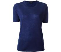 T-Shirt mit Lagen-Look - women - Kaschmir - M