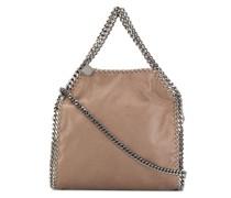 Handtasche mit Kettendetails