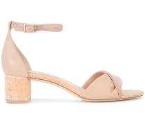 Sandalen mit Korksohle - women - Kork/Leder