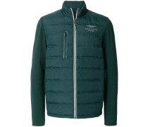 Aston Martin logo padded jacket