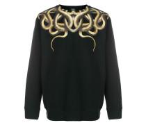 Snakes crew neck sweatshirt