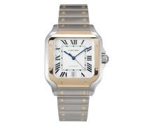 2020 Ungetragene Santos Armbanduhr, 35mm