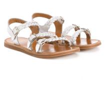 Sandalen mit geflochtenem Riemen - kids