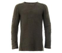 Pullover mit Ärmeltaschen