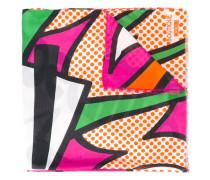 Schal mit grafischem Logo-Print