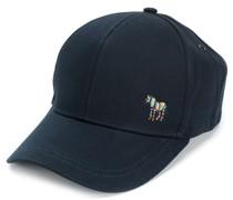 embroidered zebra cap