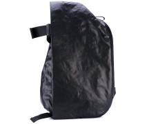 Oversized-Rucksack mit Reißverschluss