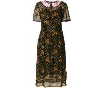 Kleid mit Paisley-Print - women - Bemberg
