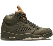 'Air  5 Retro Prem' Sneakers
