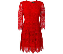 Kleid mit Stickerei - women