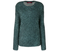 glitter knit sweater
