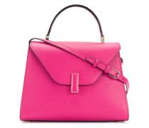 foldover top satchel bag