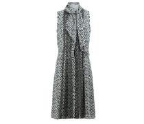 Seidenkleid mit Schleife - women - Seide - 8