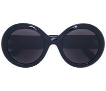 Sonnenbrille mit glitzernden Bügeln - men