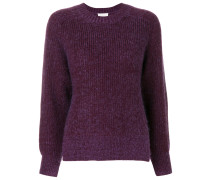Saddle sweater