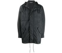 Leichte Jacke mit Falten