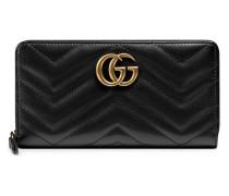 'GG Marmont' Portemonnaie - women - Leder