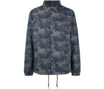 Jacke mit Camouflage-Print - men - Polyester