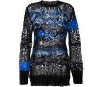 Grob gestrickter Pullover - women