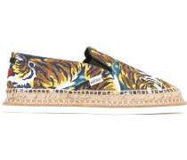 'Flying Tiger' Espadrilles