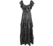'Valerie' Kleid mit Print
