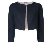 - cropped jacket - women - Baumwolle - 40