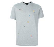 'Tablet' T-Shirt mit Print