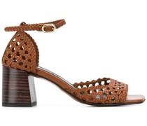 'Ibiza' Sandalen mit Blockabsatz