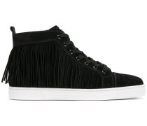 'Coachelito' fringed sneakers