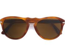 Sonnenbrille im PilotenStil