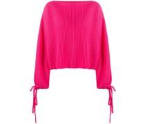 Pullover mit Kordelzügen