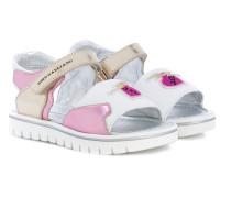 Sandalen mit LogoHerz